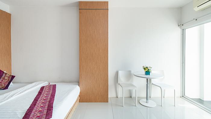 ริสกี เรสซิเดนซ์ อพาร์ทเม้นท์ room1-5